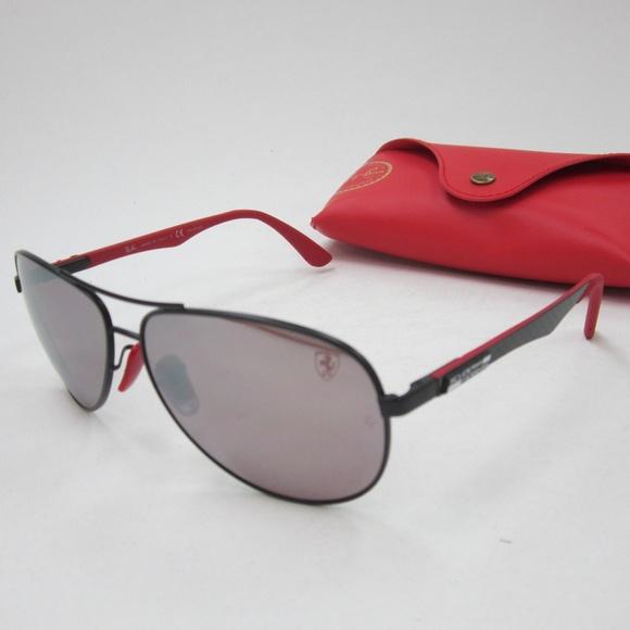 ce5ca4959e0 RayBan FERRARI RB 8313-M Sunglasses Italy OLN206. M 5b1058c900450f821ce83b54